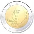 2 евро, Финляндия, 2014 год, 100 лет со дня рождения Туве Янссон, монета из ролла