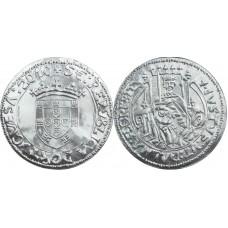 Португалия, 5 евро, 2010 год, Хусто короля Жуано  II, без обращения