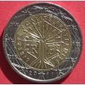 Франция, 2 евро, обращение. Год: 2011
